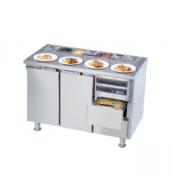Hot / Cold Food Counter